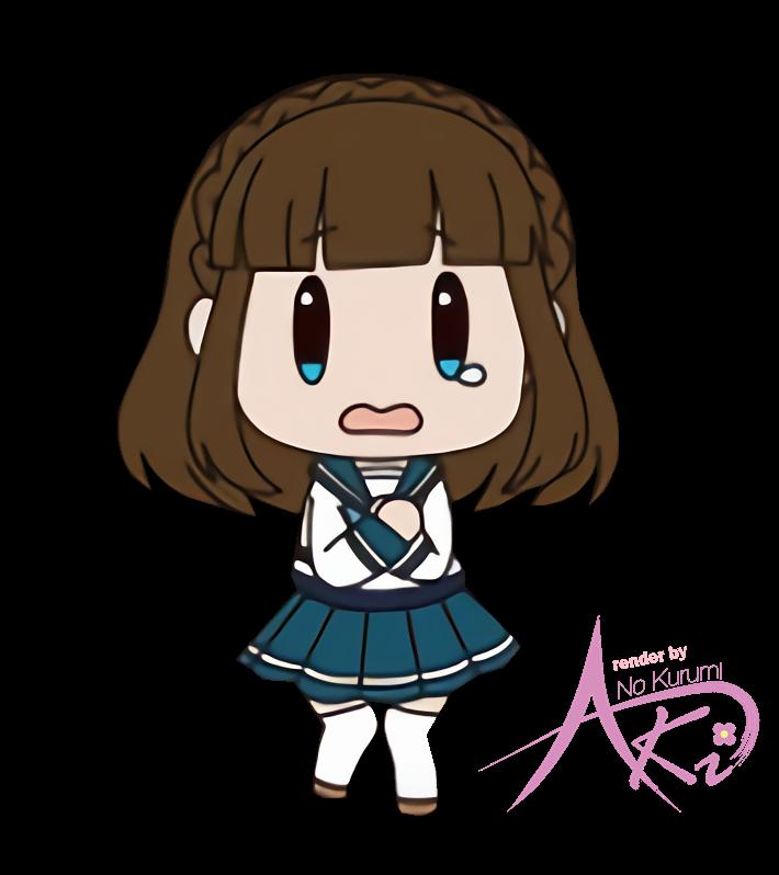 render Kokomi Asahina