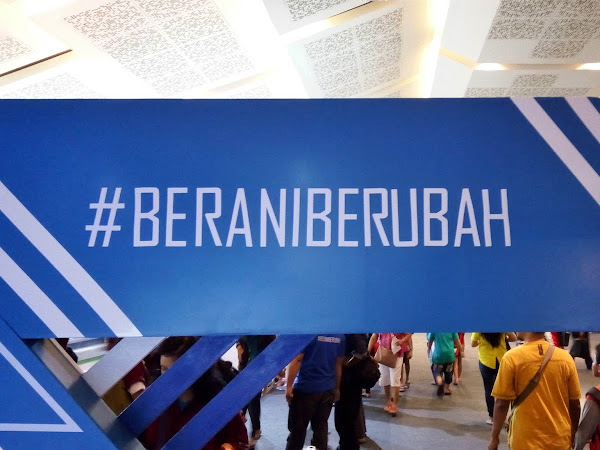 """""""Temu Pengguna TransJakarta"""" - Kini Saatnya #BERANIBERUBAH"""