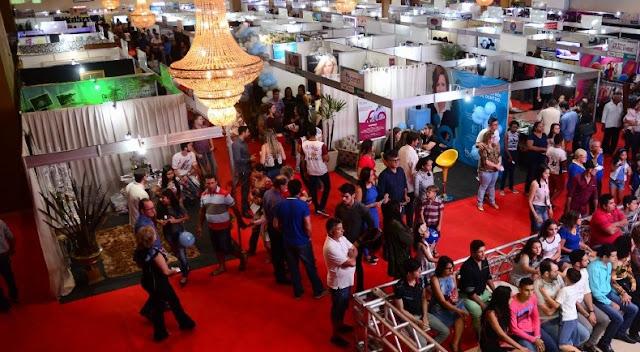 Público garante reconhecimento aos organizadores e expositores em Cacoal