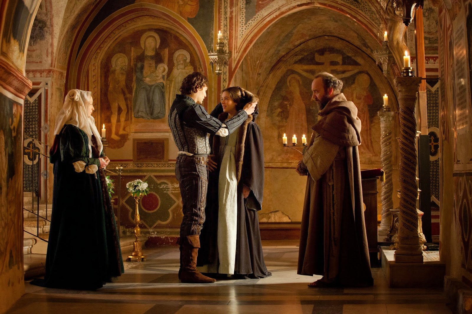 A Tale Of Two Sisters Romeo And Juliet Movie Review