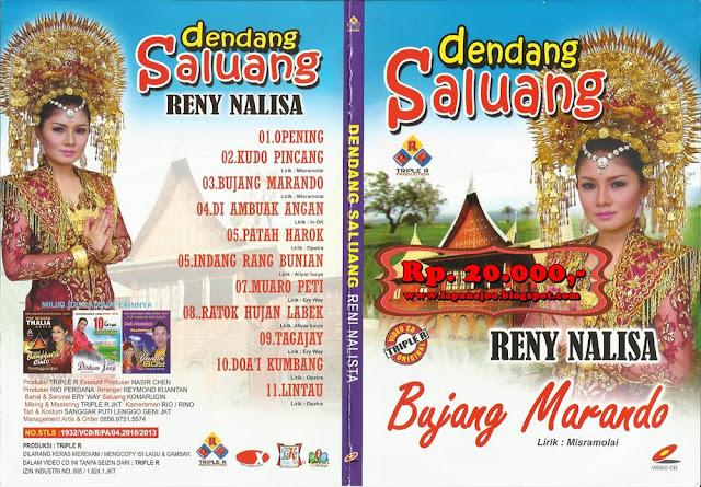 Reny Nalisa - Bujang Marando (Album Dendang Saluang)