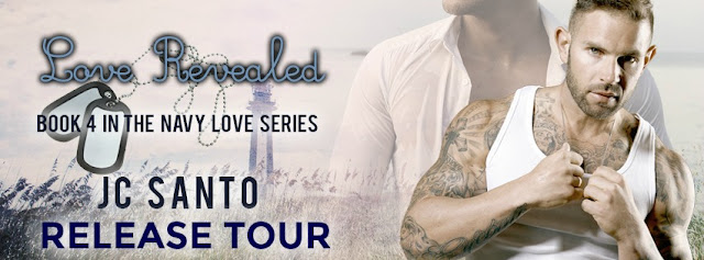 Release Tour incl Extended Excerpt & Teasers: JC Santo - Love Revealed