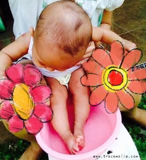 stimulasi bayi tiga bulan