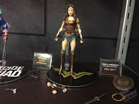 Toy Fair 2017 Mezco One:12 Collective DC Comics Batman V Superman Wonder Woman