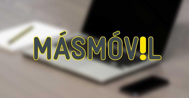 MásMóvil ofrece el doble de gigas y fibra gratis