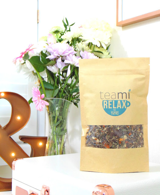 Teami Relax Tea