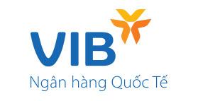 Logo ngân hàng VIB vector