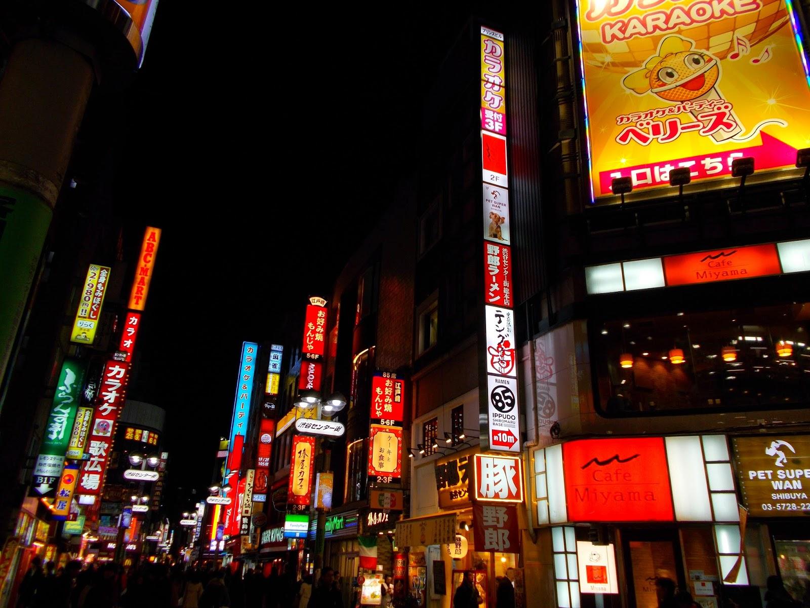photo Japon voyage Shibuya Tokyo