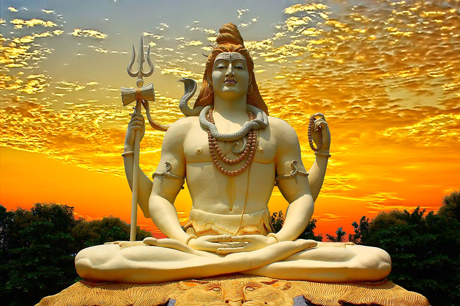Shiva Wallpaper: Lord Shiva Wallpapers Hd Free Download For Desktop