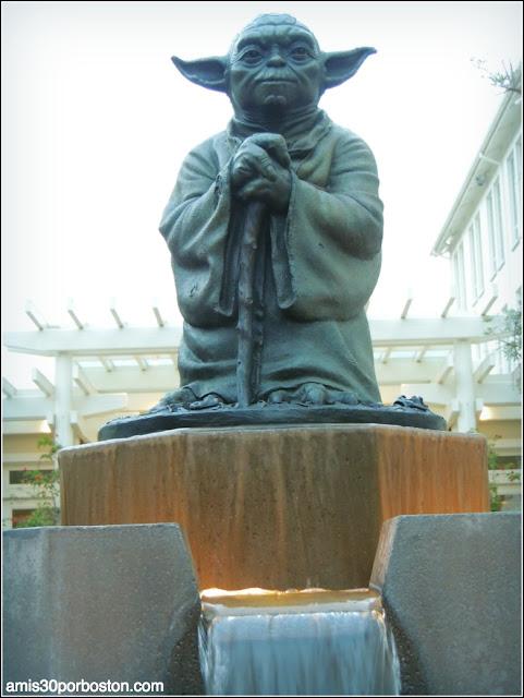 Yoda, Presidio