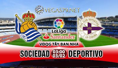 Nhận định bóng đá Sociedad vs Deportivo