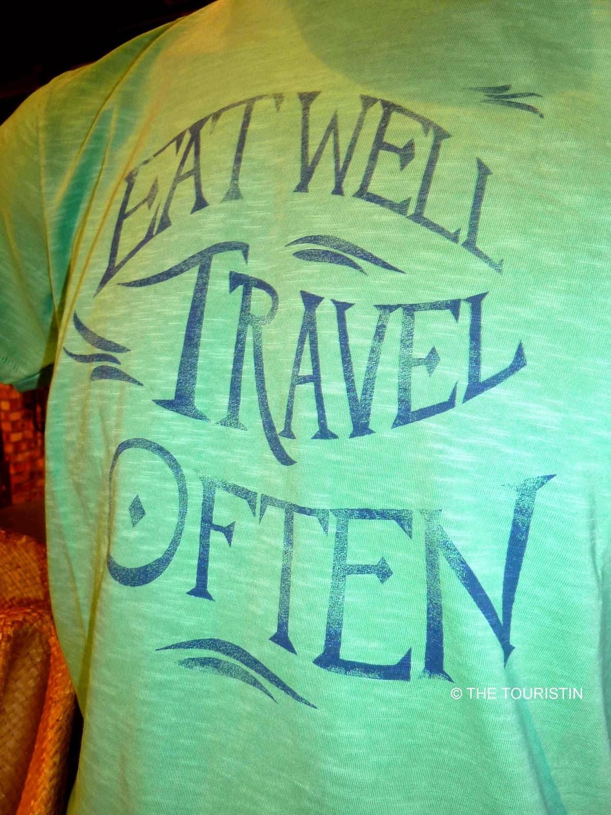 Eat Well - Travel Often