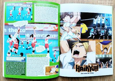 """Reseña de """"Haikyu!! Los Ases del Voley"""" Ed. Blu-Ray Coleccionista temporada 2 vol 2"""