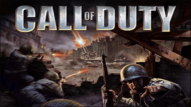 تحميل لعبة كول اوف ديوتي call of duty 1 كاملة للكمبيوتر برابط واحد مباشر من ميديا فاير مضغوطة
