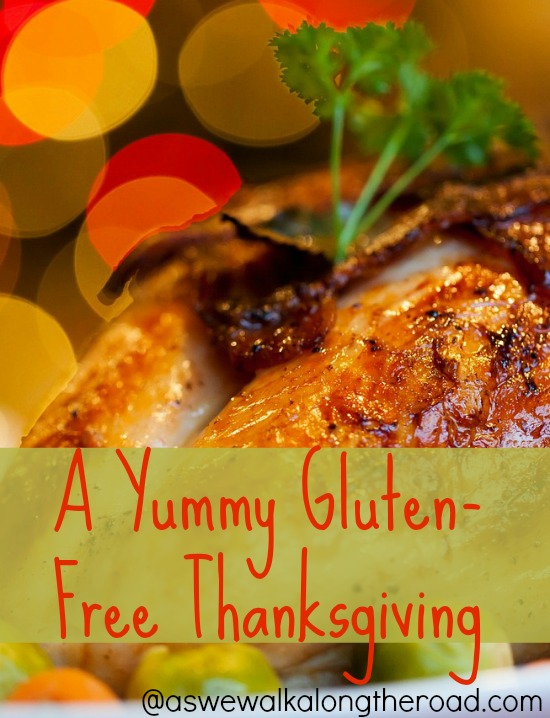 Ideas for cooking gluten-free for Thanksgiving