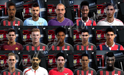 PES 2013 Last Facepack by prince hamiz