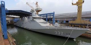 Yuk Intip kecanggihan kapal perusak terbaru Milik TNI AL, KRI I Gusti Ngurah Rai - Commando