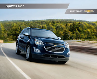 Downloadable 2017 Chevrolet Equinox Brochure