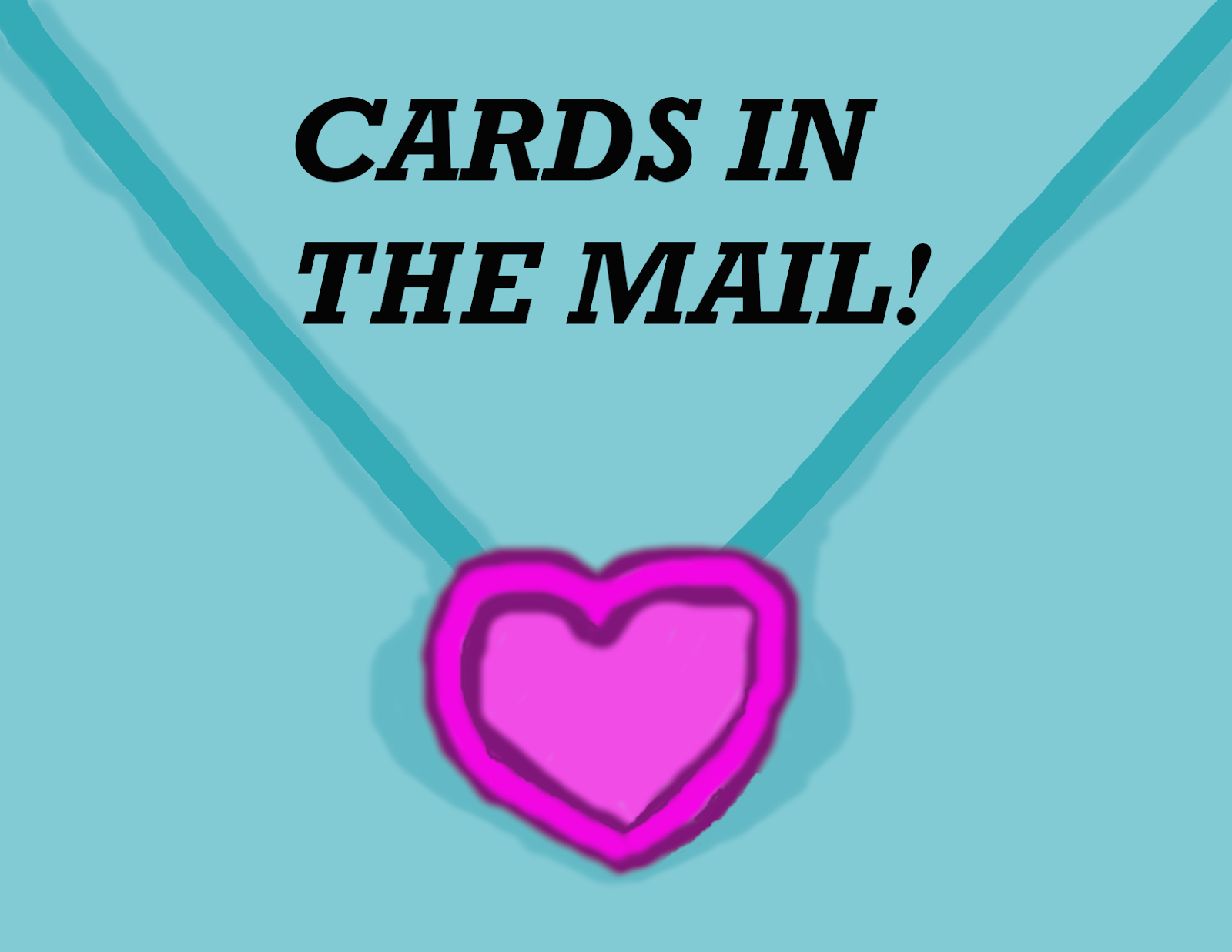 Cards in the Mail