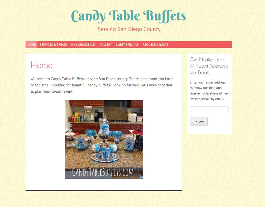 CandyTableBuffets.com