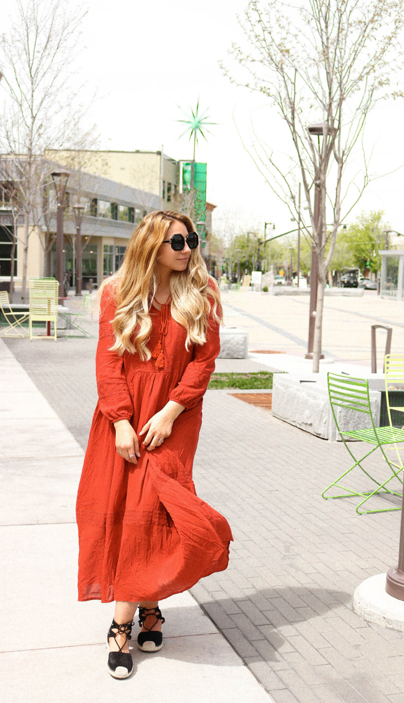 chic wish review, loose fitting dress, personal style blog