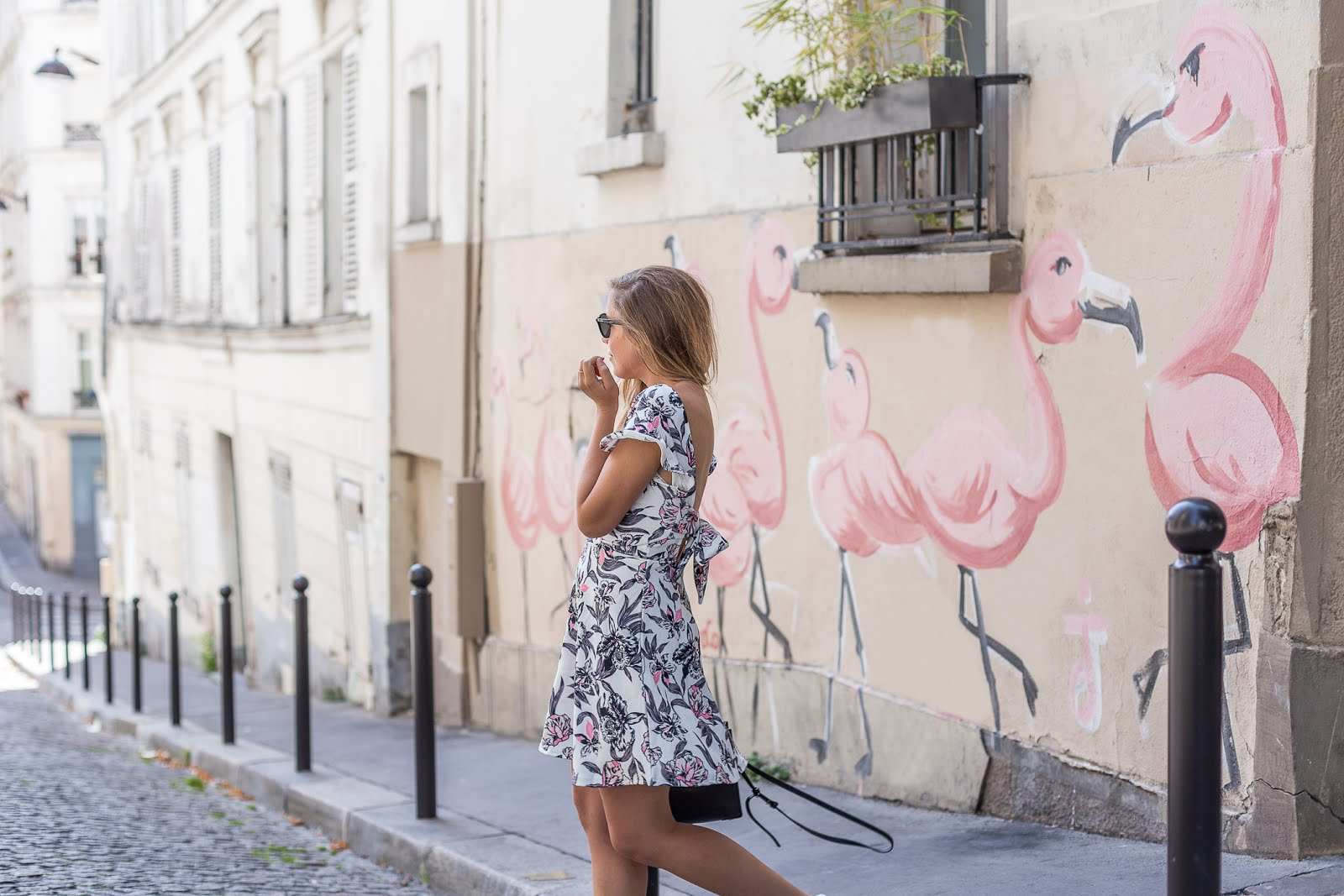 blogueuse mode rue flamant roses