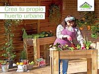 crea tu propio huerto urbano