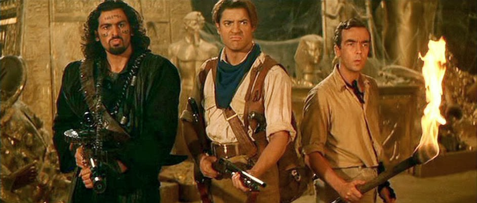 You Me And Movies The Essentials The Mummy 1999
