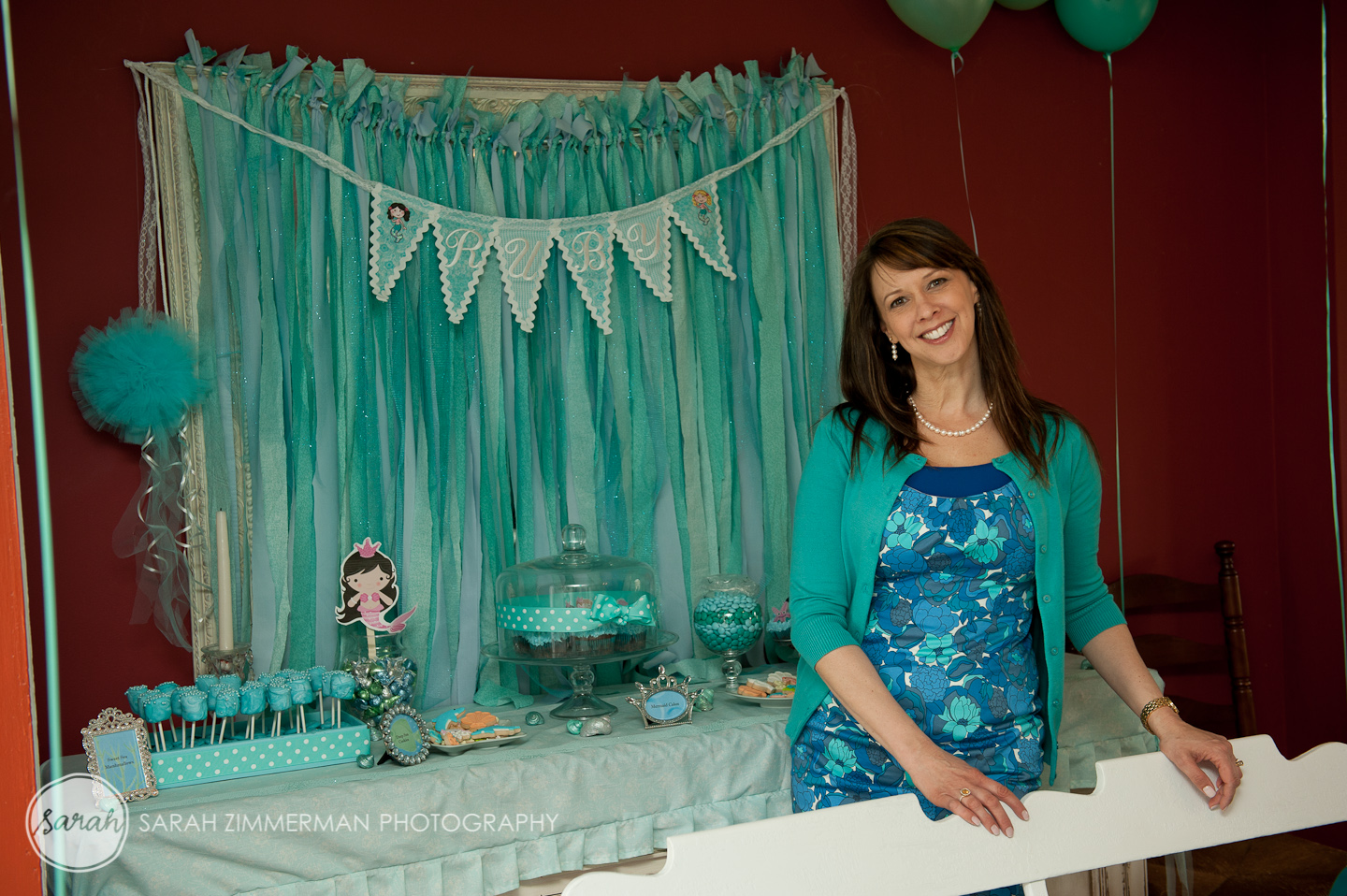 Pretti Mini Blog The Magical Mermaid Party