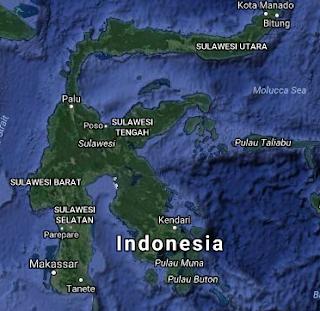 pulau sulawesi pulau terbesar ke empat