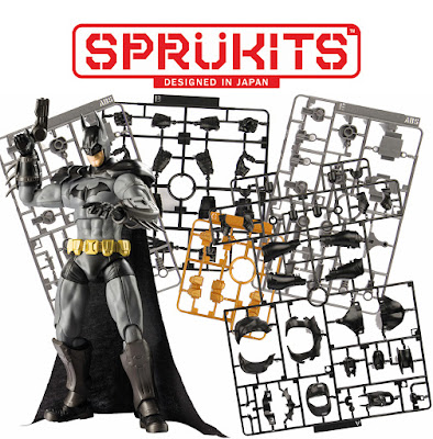 Bandai Sprukits review
