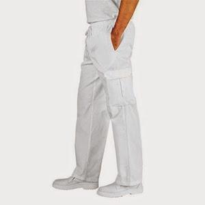 pantaloni per cuochi
