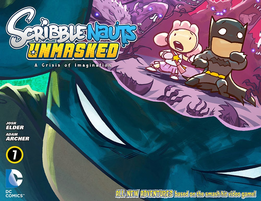 Scribblenauts Unmasked – A Crisis of Imagination 007 (2014