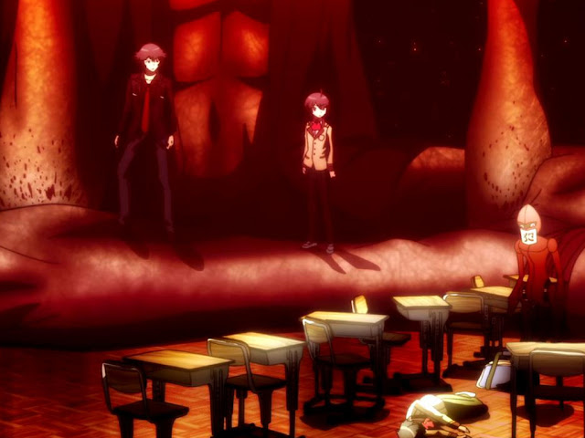 Ranpo Kitan: Game of Laplace Anime