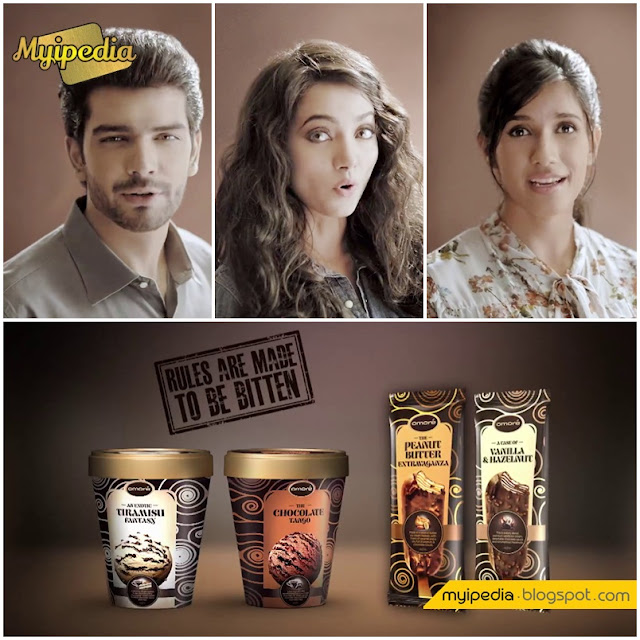 Omore Premium TVC 2016 - Rules are Made to Be Biten