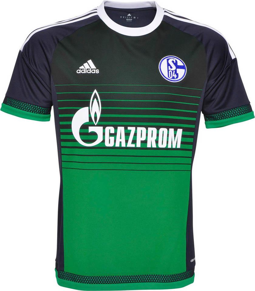 Neues Schalke Trikot 16/17