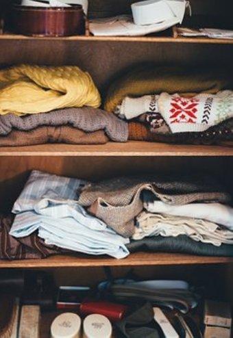 6 Cara Buat Lemari Baju jadi Lebih Ramah Lingkungan