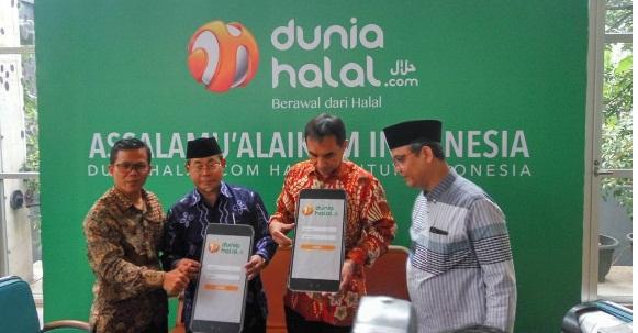Duniahalal.com, Toserba Online di Tengah Masyarakat Muslim