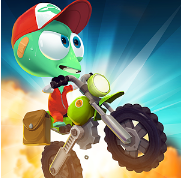 Big Bang Racing mod apk