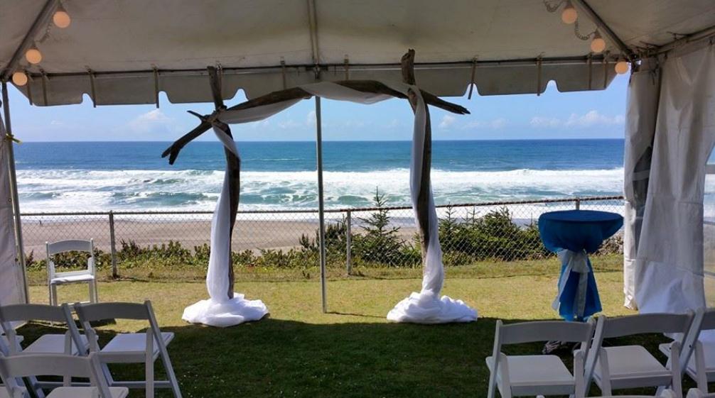 Oregon Coast Event Rental Wedding Venue