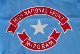 MIZO NATIONAL FRONT SUB HQRS LUNGLEI.