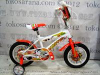 Sepeda Anak United Power Junior (4) 12 Inci