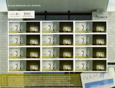 Pliego Premium 2016 Museo Instituto de Arte Moderno de Valencia