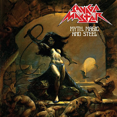 "SAVAGE MASTER - ""MYTH, MAGIC AND STEEL"""