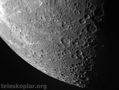 ay teleskop görüntüsü