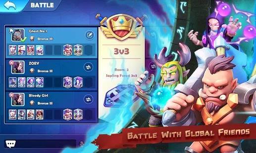War Clash Mod