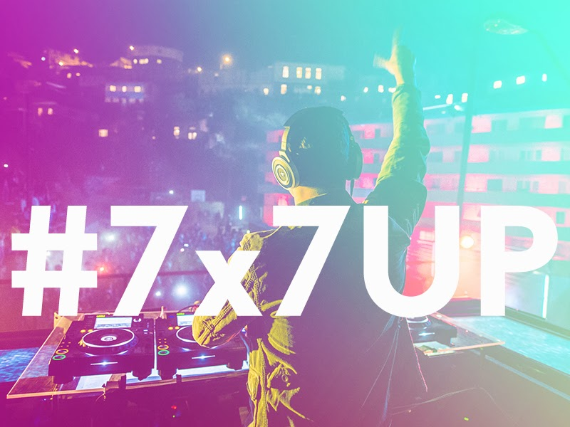 7up Lights It Up in Chile with DJ Tiësto in new #7 x 7UP campaign