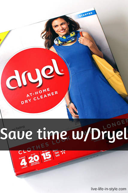 Dryel At Home Cleaner Product Review