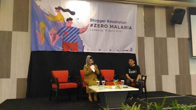 acara #ZeroMalaria