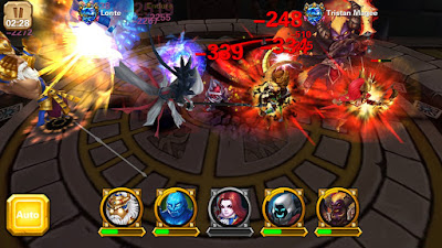 The Battle of Gods-Apocalypse Apk v3.0.0 Mod Full Gold